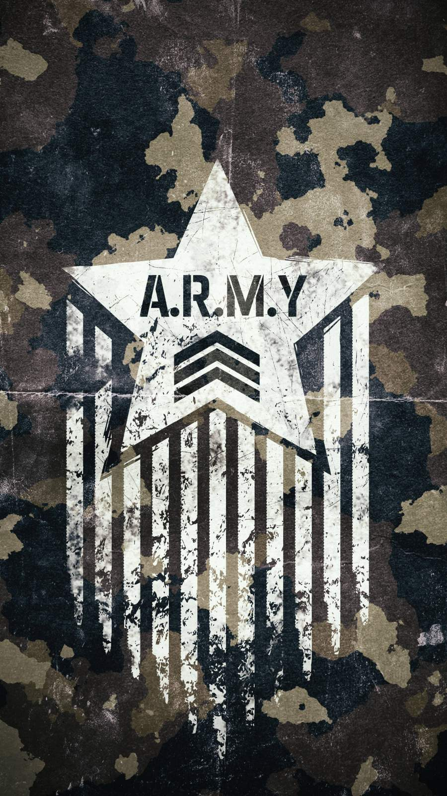 ARMY iPhone Wallpaper