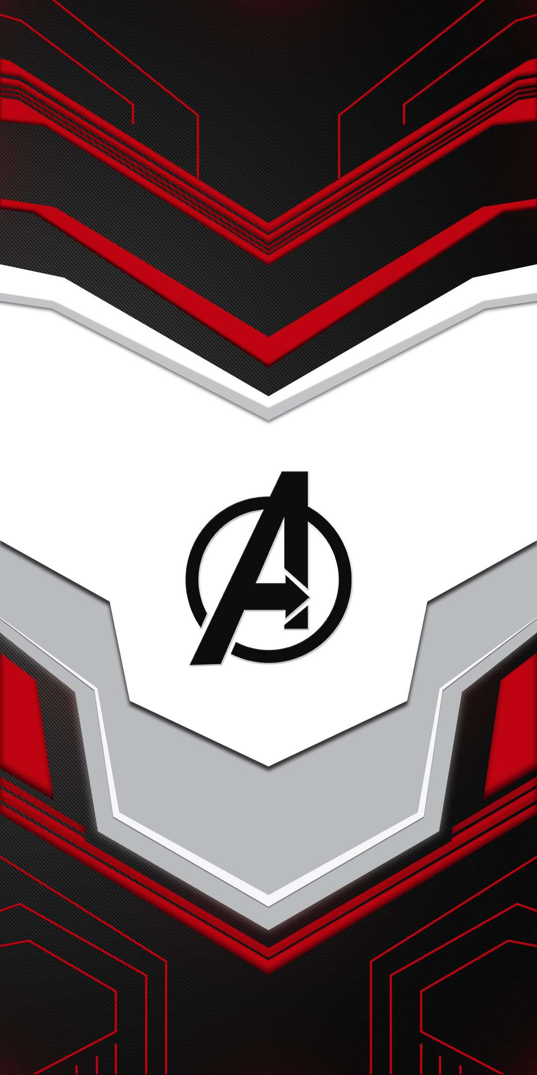 Avengers Endgame Theme iPhone Wallpaper