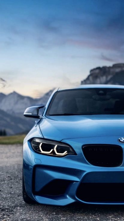 BMW HD iPhone Wallpaper