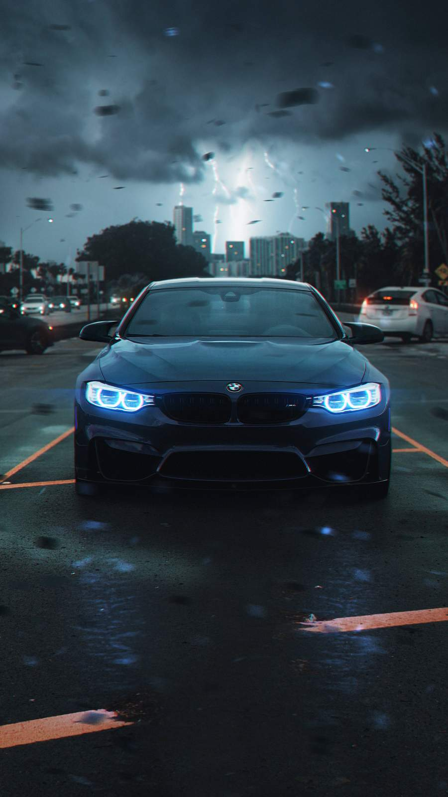 BMW M Sport iPhone Wallpaper