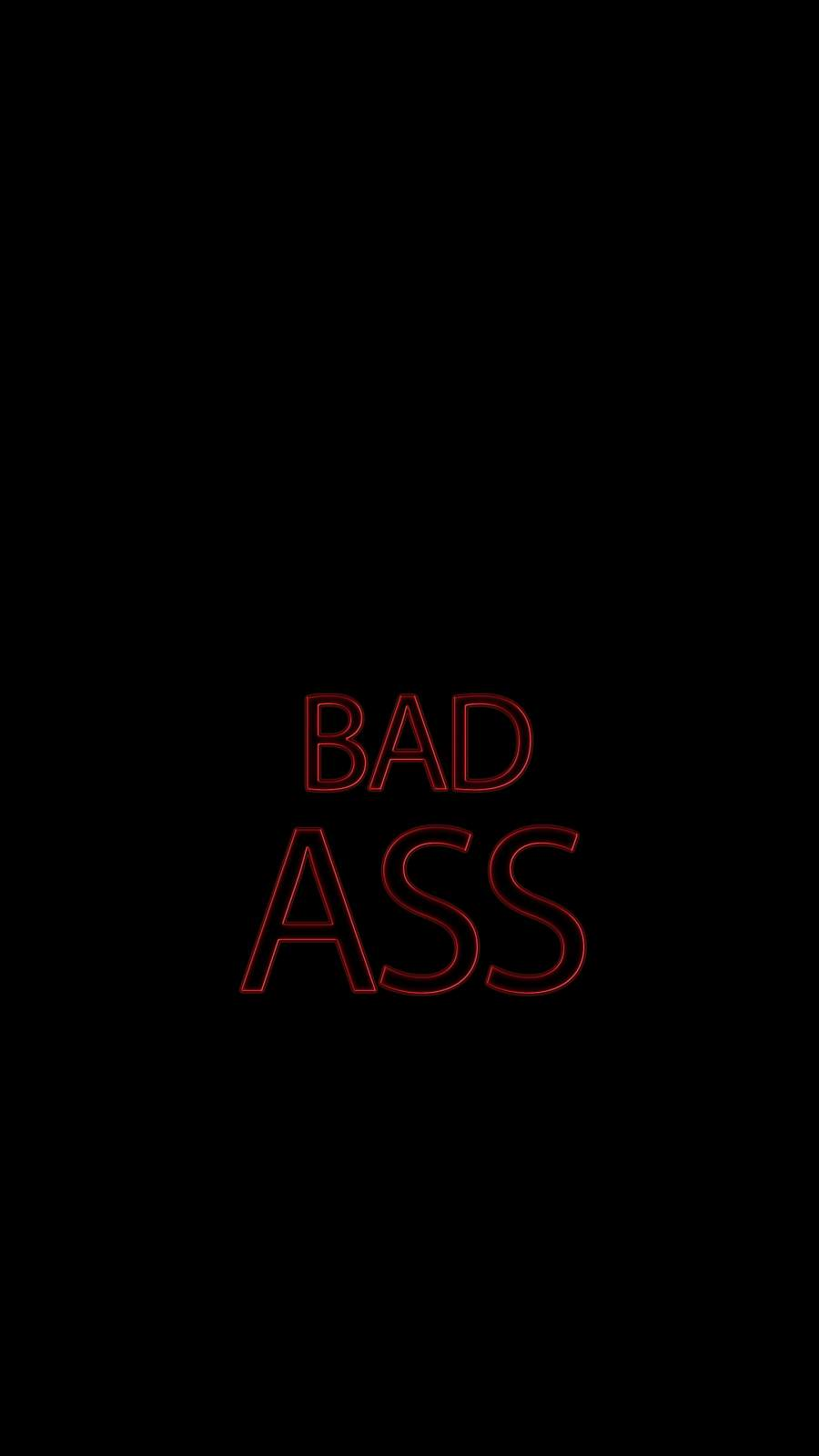 BadAss iPhone Wallpaper