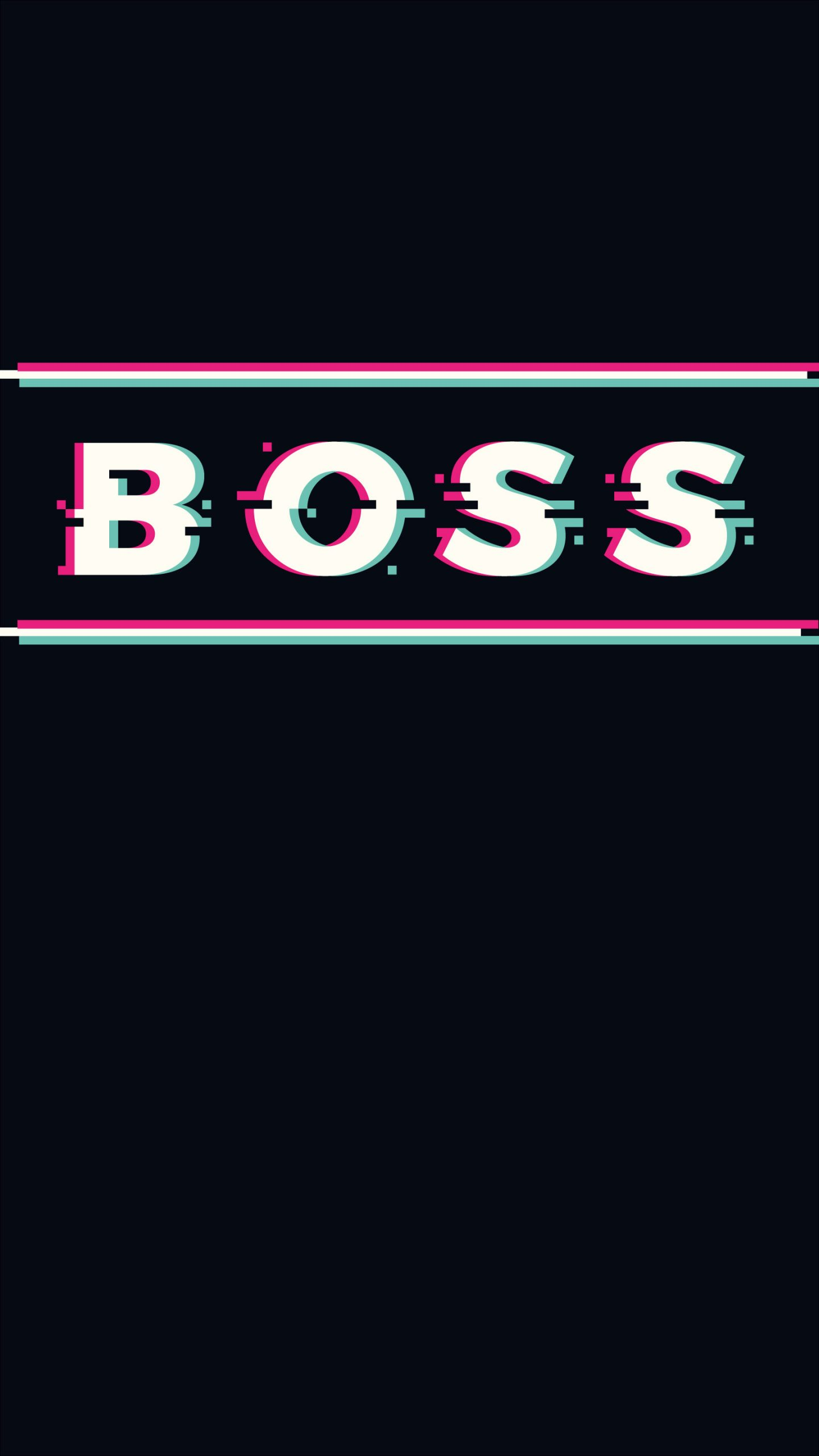 Boss iPhone Wallpaper scaled
