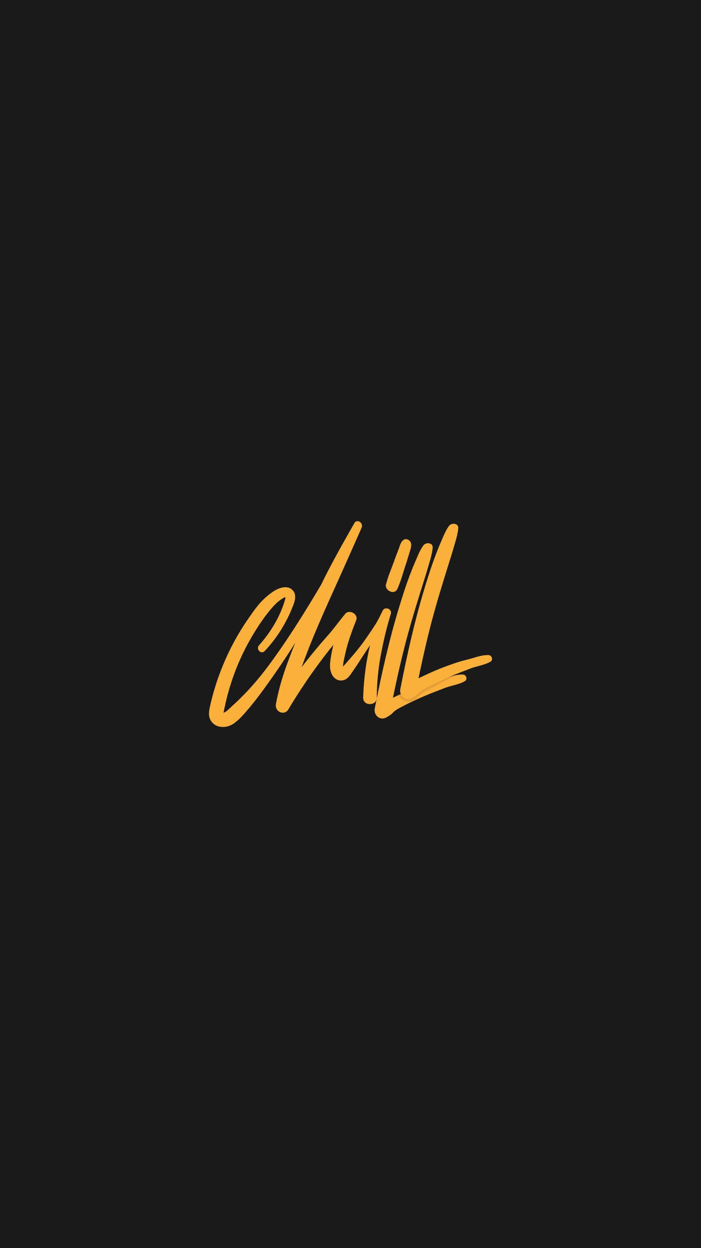 Chill iPhone Wallpaper
