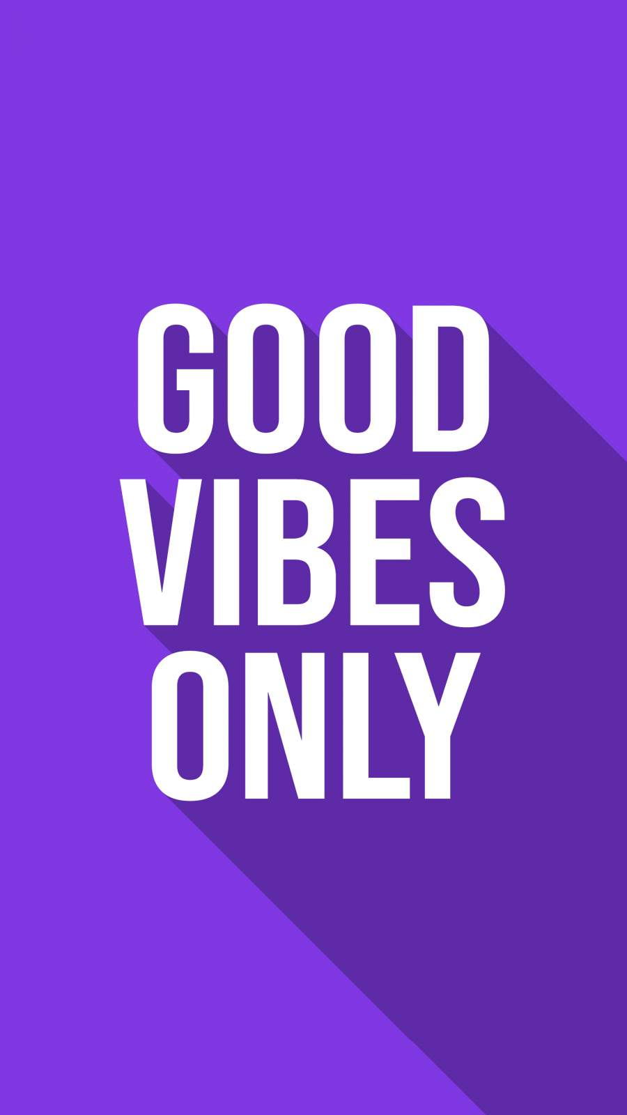 Good Vibes Only iPhone Wallpaper