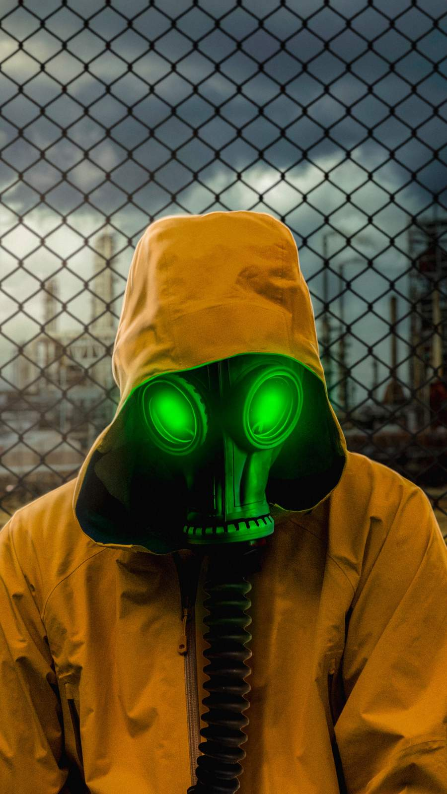 I Am Radioactive iPhone Wallpaper