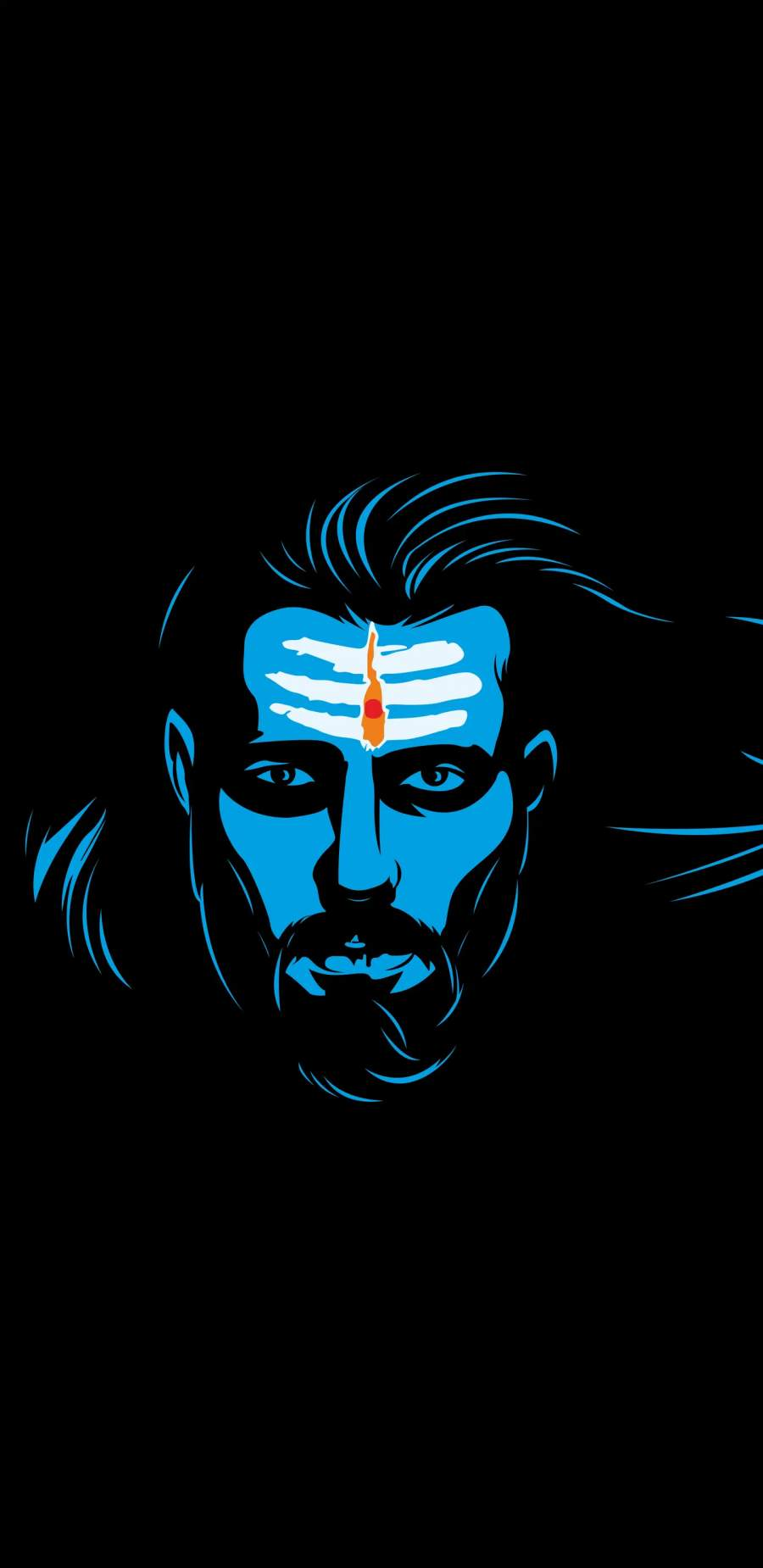Mahadev iPhone Wallpaper