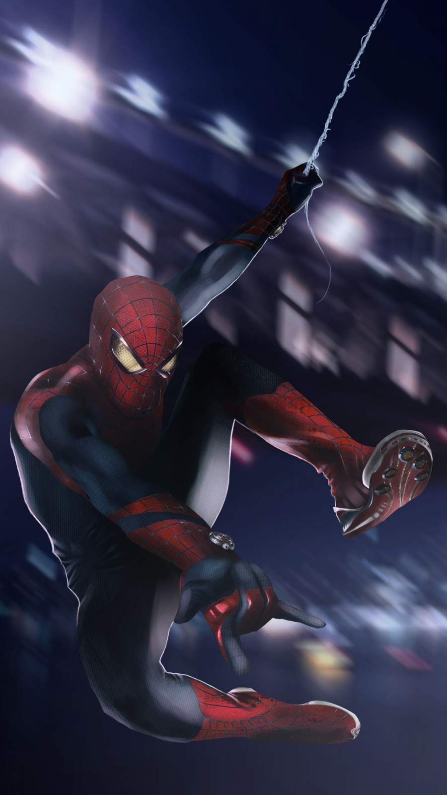 Marvel Spider Man iPhone Wallpaper