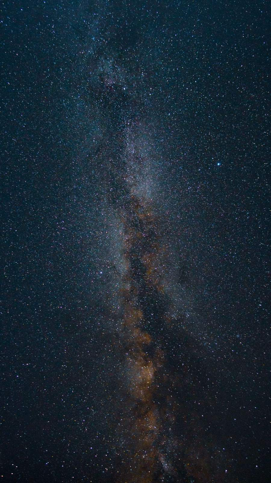 Milky Way Galaxy iPhone Wallpaper