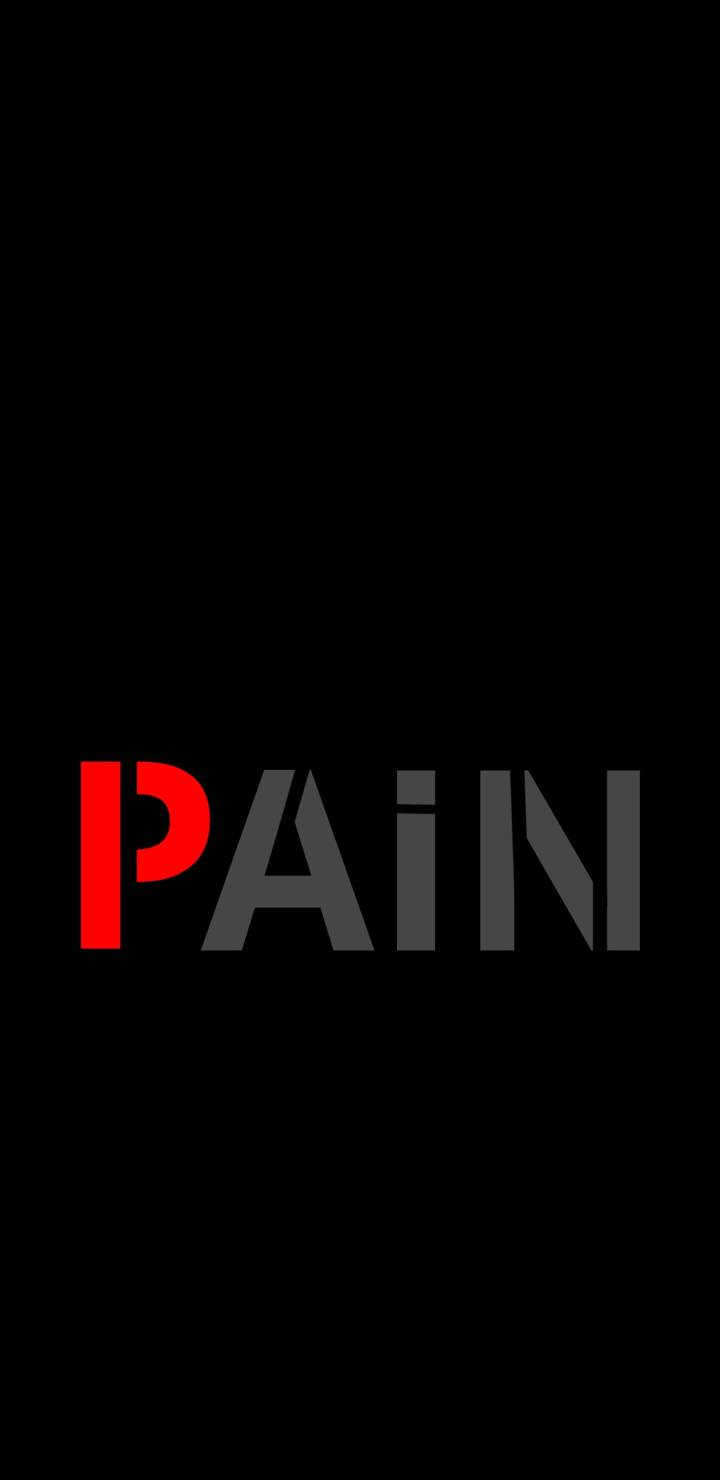 PAIN iPhone Wallpaper