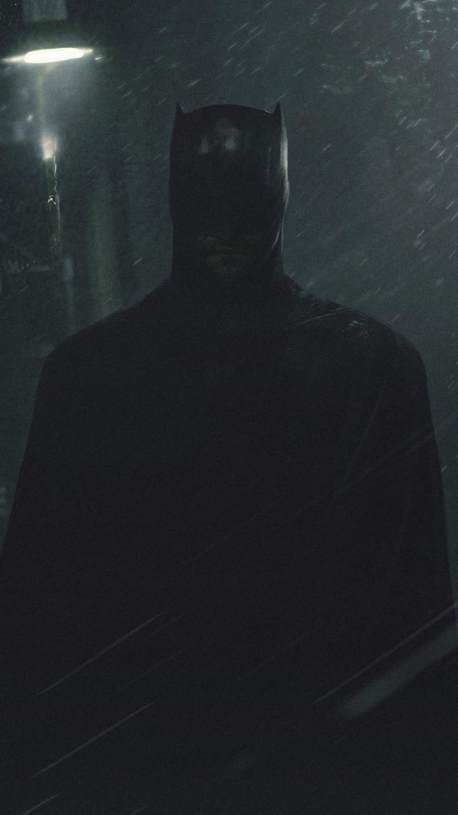 The Batman Shadow iPhone Wallpaper