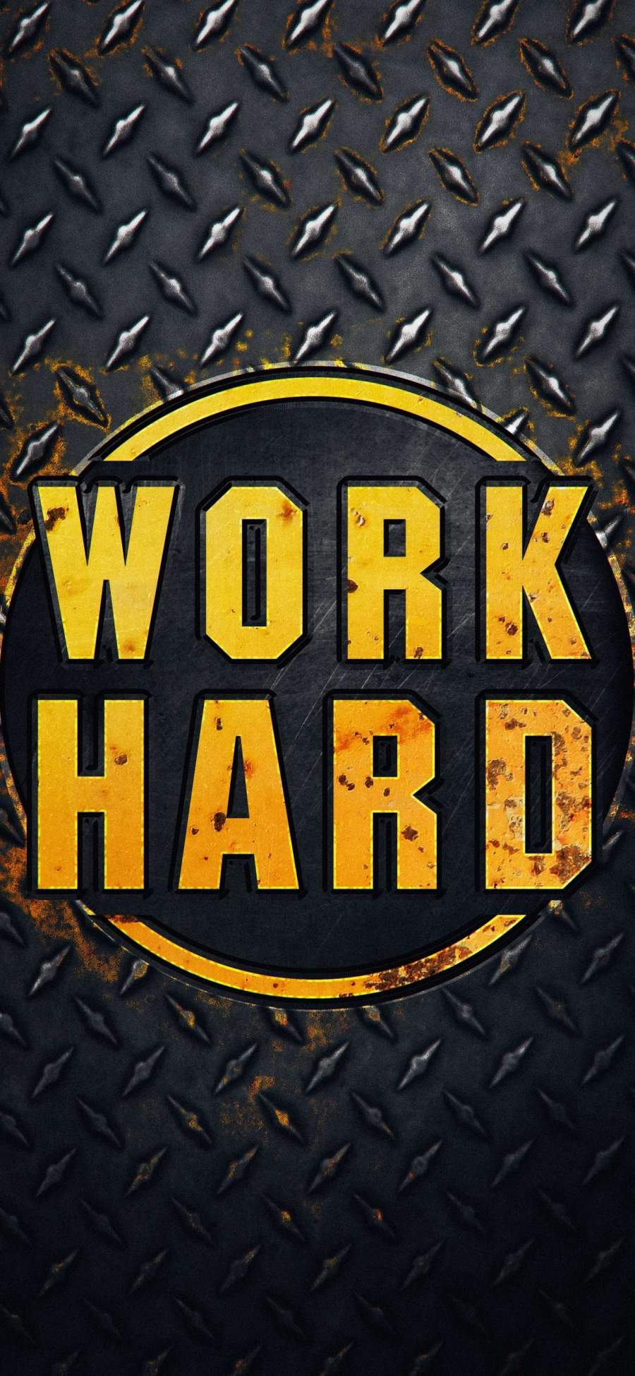 Work Hard iPhone Wallpaper - iPhone ...