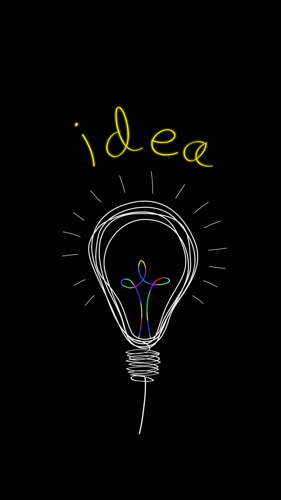 idea iPhone Wallpaper