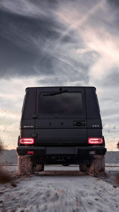 G63 AMG iPhone Wallpaper
