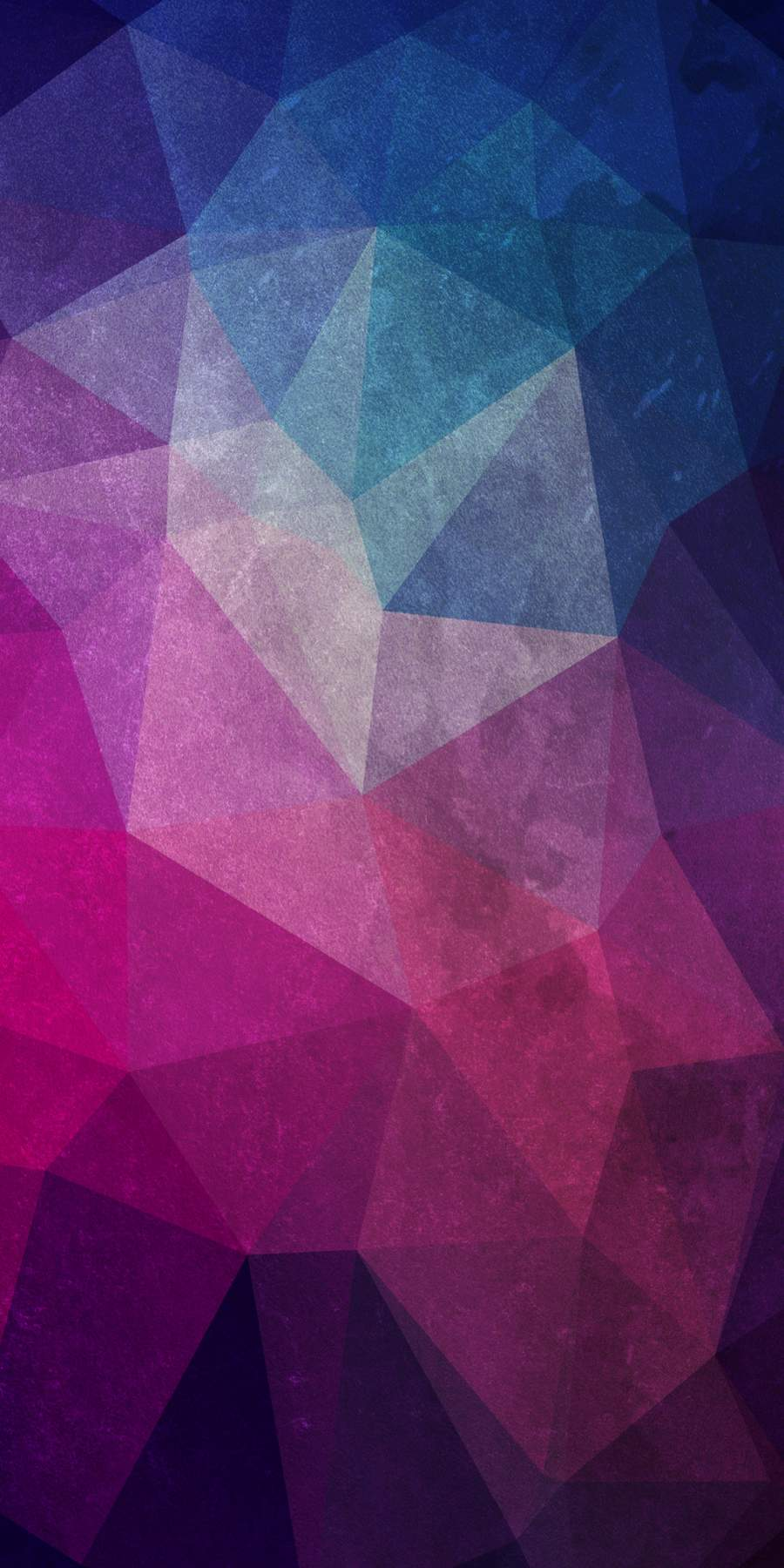 Polygon Colors iPhone Wallpaper
