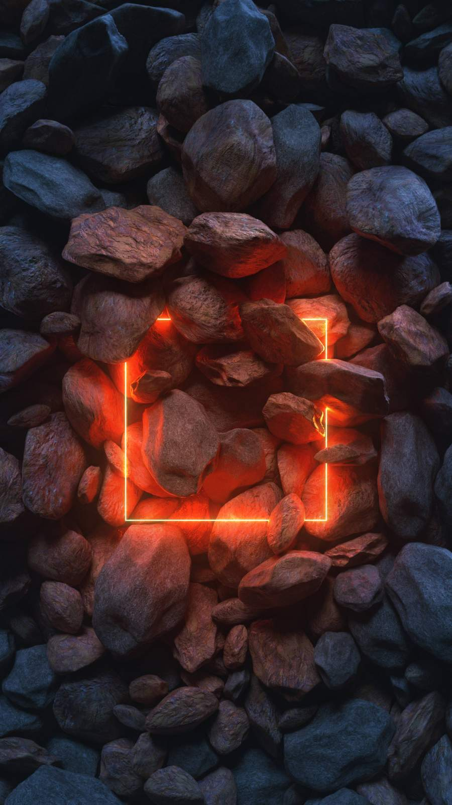 Stone Light iPhone Wallpaper