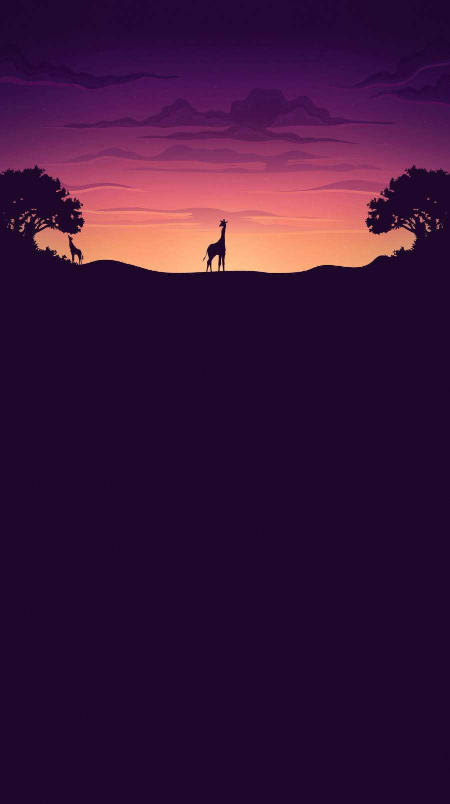 The Forest iPhone Wallpaper