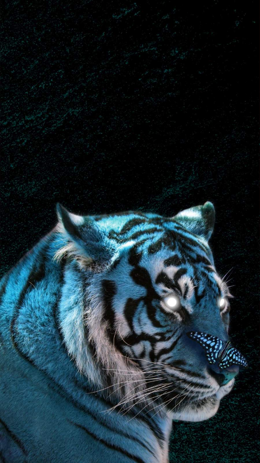 The Tiger iPhone Wallpaper