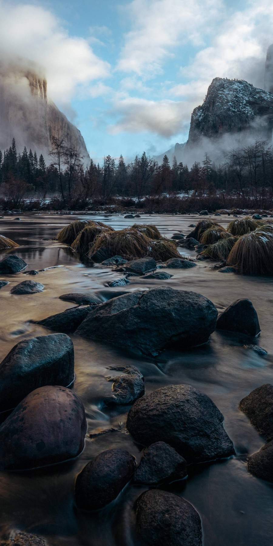 Yosemite Nature iPhone Wallpaper